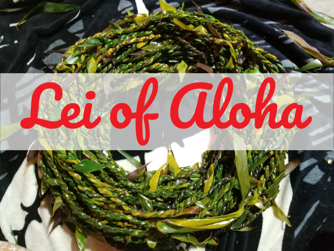 Lei of Aloha for Las Vegas