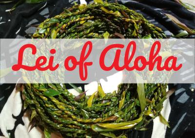 Lei of Aloha for Las Vegas