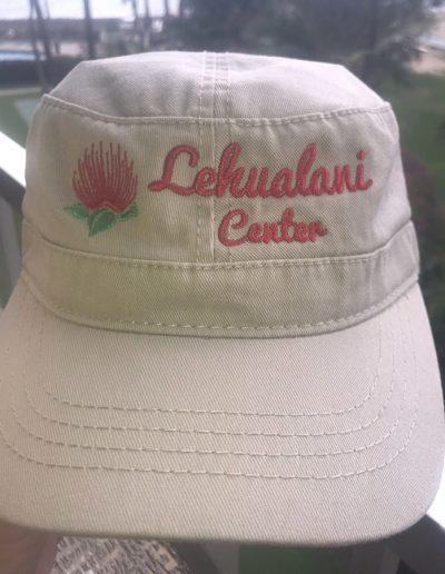LehualaniCenterHatFront