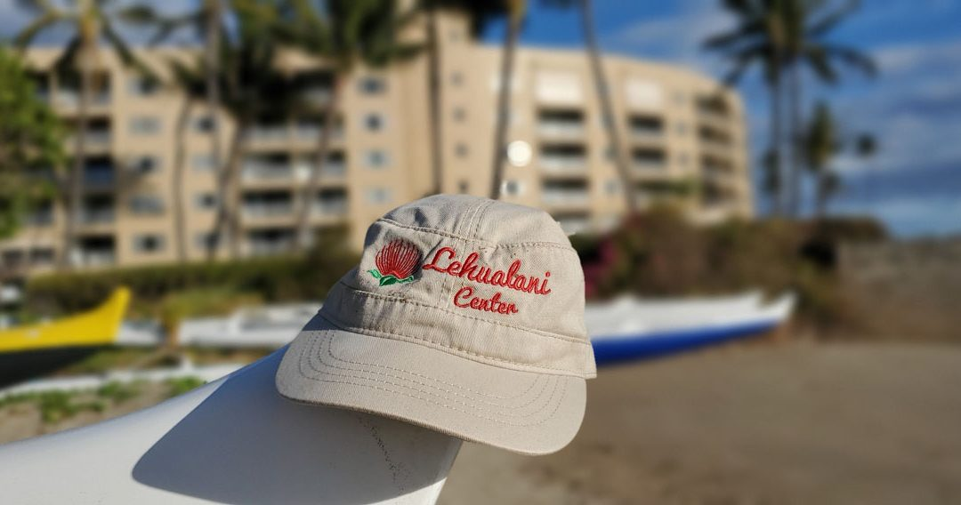Lehualani Center Hats Now Available!